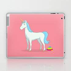 Unicorn Poop Laptop & iPad Skin