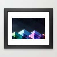 Winter Soulstice 2011 Framed Art Print