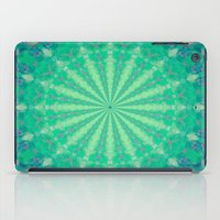 Subtle Distortion iPad Case