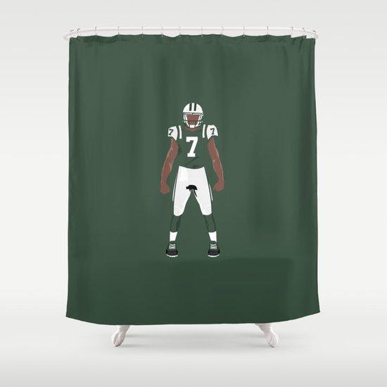 Gang Green - Geno Smith Shower Curtain