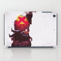 Kings of Heaven and Hell iPad Case