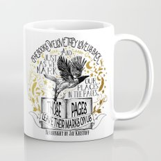 Nevernight - Books Love Us Mug