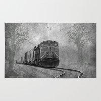 The Train Rug