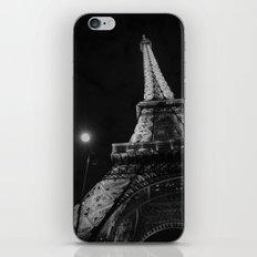 Eiffel iPhone & iPod Skin