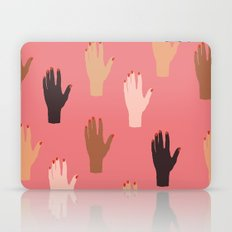 LADY FINGERS Laptop & iPad Skin