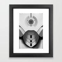mark vii, new order iron man trooper Framed Art Print