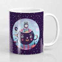 Amigos Cósmicos Mug