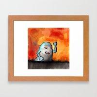 Tasmo Framed Art Print