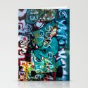 GRAFFITI 1 Stationery Cards