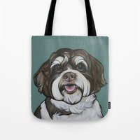 Wallace the Havanese Tote Bag