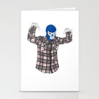 Lumberjack Jack Stationery Cards