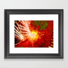 Rise of the Phoenix  Framed Art Print