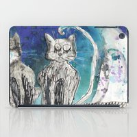 kittens iPad Case