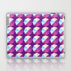 Geometric Abstract Color Blended Pattern Laptop & iPad Skin