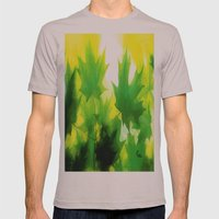 MAPLE DAWN Mens Fitted Tee Cinder SMALL