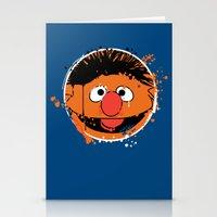 Ernie Splatt Stationery Cards