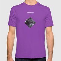 Gemstone - Mithril Mens Fitted Tee Ultraviolet SMALL