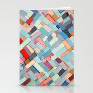 Stationery Cards featuring Summer In The City by Ann Marie Coolick
