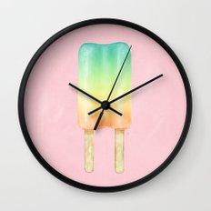 Duo Wall Clock