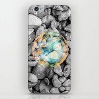 BUBBLE BEAUTY iPhone & iPod Skin