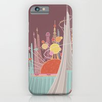 Space Mountain iPhone 6 Slim Case