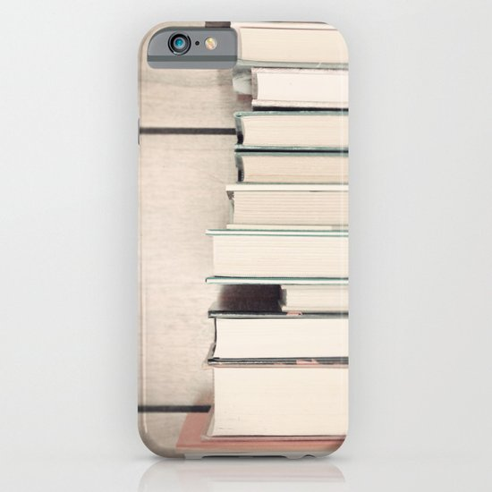 The Book Collection iPhone & iPod Case