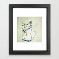 Obs. VI Framed Art Print