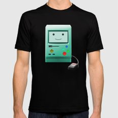 BMO SMALL Mens Fitted Tee Black
