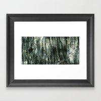 Receipts Framed Art Print