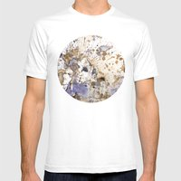 Nautica  Mens Fitted Tee White SMALL
