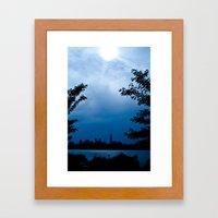 Shine Framed Art Print