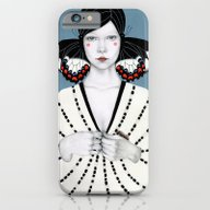 iPhone & iPod Case featuring Mila by Sofia Bonati