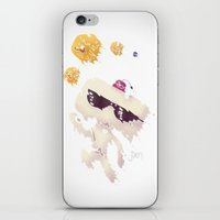 Hexahedrons iPhone & iPod Skin