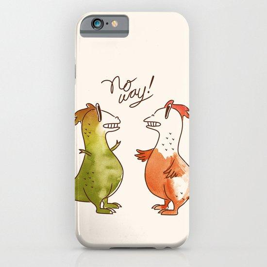 No Way! iPhone & iPod Case