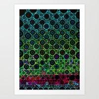 :: Jelly :: Art Print