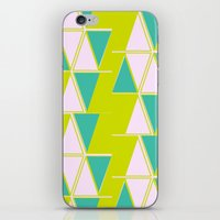 Mod Triangles iPhone & iPod Skin