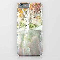 Fall Trees iPhone 6 Slim Case