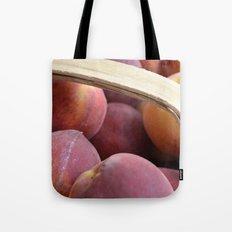 peaches Tote Bag