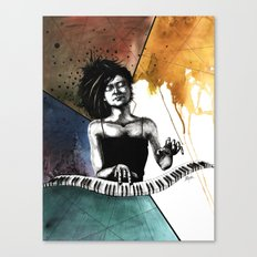 Hiromi Canvas Print