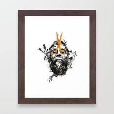 António Variações Framed Art Print