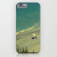 Lady on the Italian Riviera Slim Case iPhone 6s