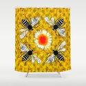 SPRING! [Southern Hemisphere] Shower Curtain
