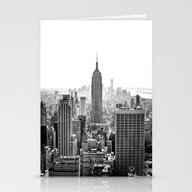 Stationery Cards featuring New York City by Studio Laura Campane…