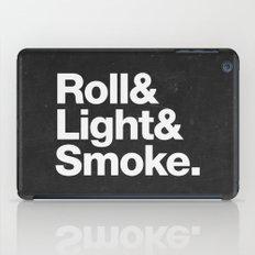 Smoke iPad Case