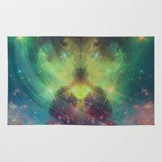cosmic meditation  Rug