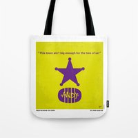 No190 My Toy Story minimal movie poster Tote Bag