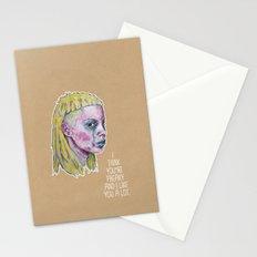 Yo-Landi Visser Stationery Cards