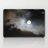 Super Moon iPad Case