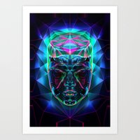 Creative Thinking Art Print
