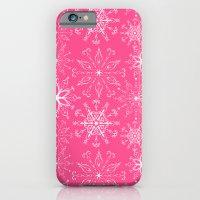 Dainties Bold Pink iPhone 6 Slim Case